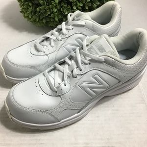 New Balance 405 Walking Shoes White Chunky Sneaker